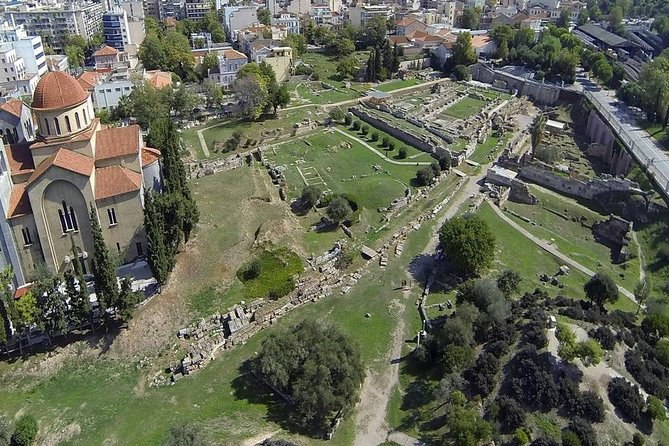 Private Tour of Kerameikos site and the National Archaeological Museum