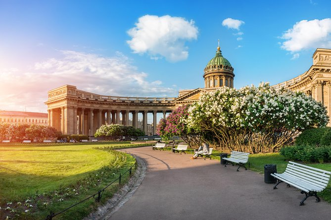 St Petersburg 3-Day All Highlights Visa-Free Small Group Shore Excursion