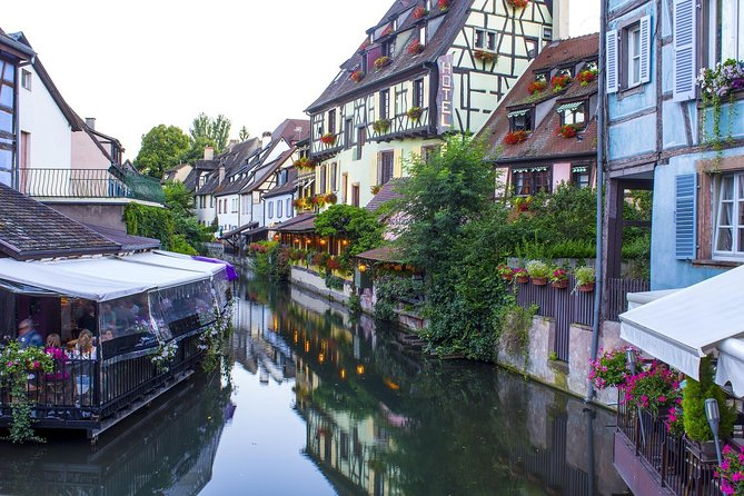 Colmar: Private guided walking tour of the Historical Center