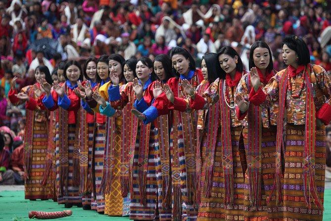 5 Days Cultural tour around Thimphu, Paro and Punakha western Bhutan