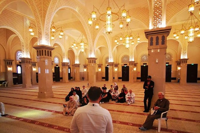 Discovering Old Dubai by Foot during Ramadan