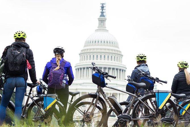 Washington DC eBike Rentals