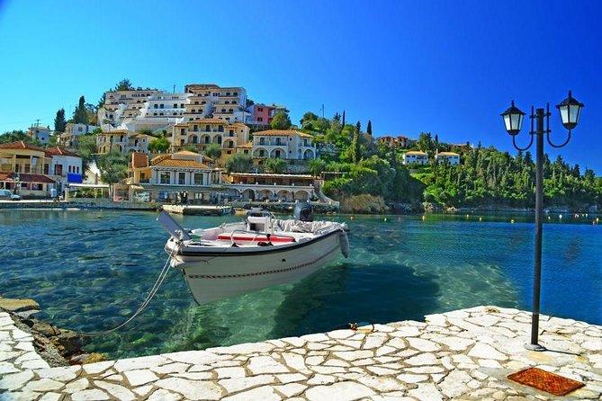 Shared Day Cruise from Corfu to Sivota village via Blue Lagoon