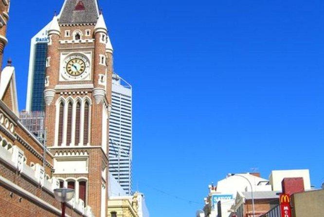 Explore Perth Historic City
