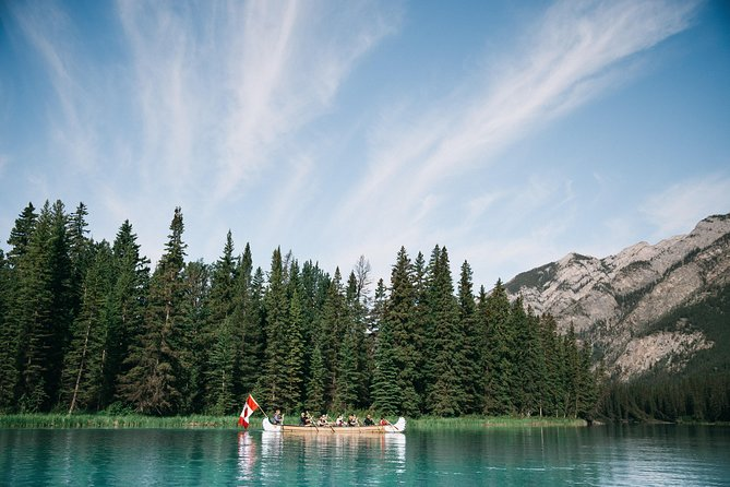 Banff National Park Big Canoe Tour photo 6
