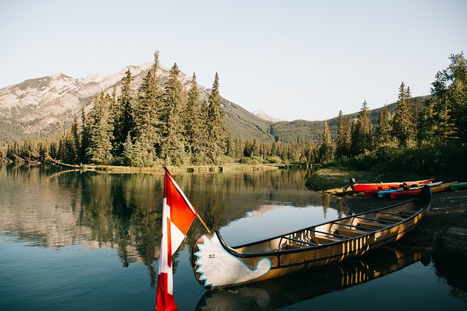Banff National Park Big Canoe Tour photo 7