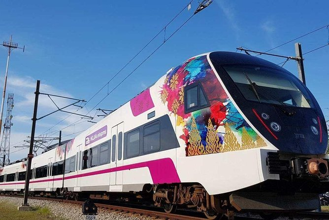 【E-TICKET】Kuala Lumpur KLIA Ekspres Airport Train Tickets