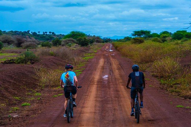 Chagga Villages Cycling Day Trip