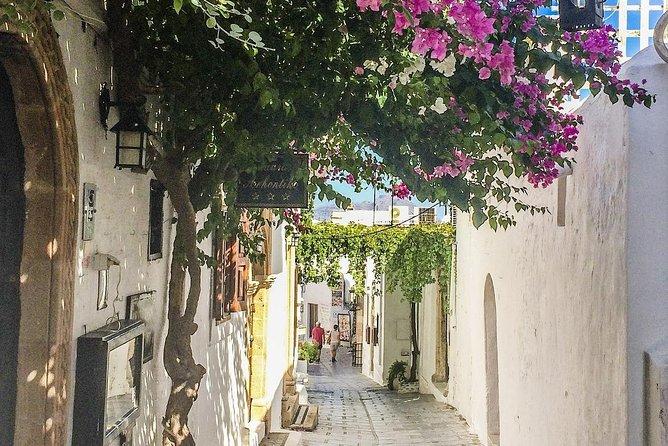 Sightseeing Walking tour in Jewish Quarter of Rhodes
