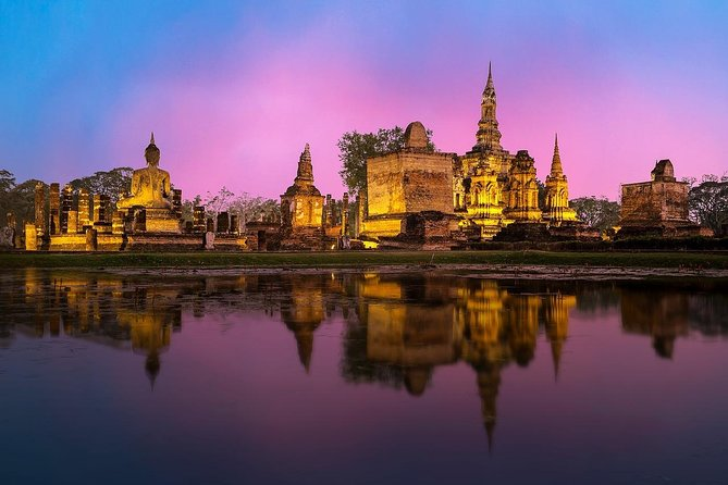 Ayutthaya Sunset Selfie Evening Trip by Boat - A World Heritage