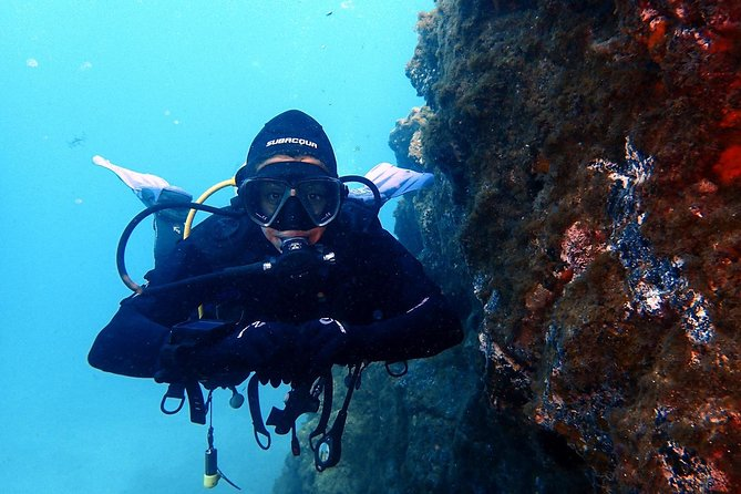 Discover Scuba Diving - Try it for the first time!
