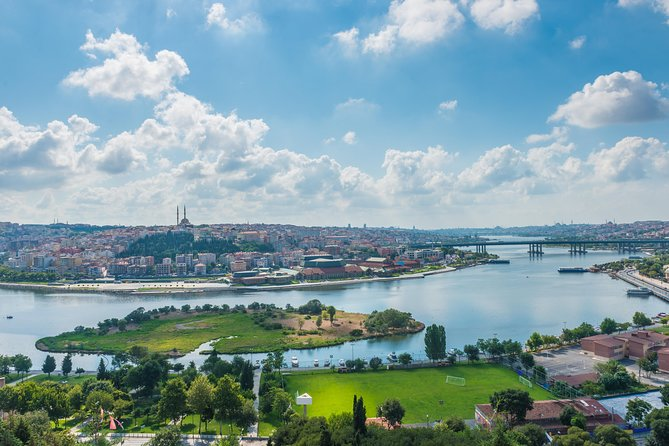 Full Day Istanbul Golden Horn Tour by Private Minivan + Guide + Lunch