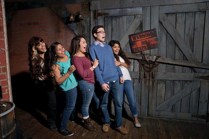 Ripley's San Antonio Haunted Adventure Haunted House