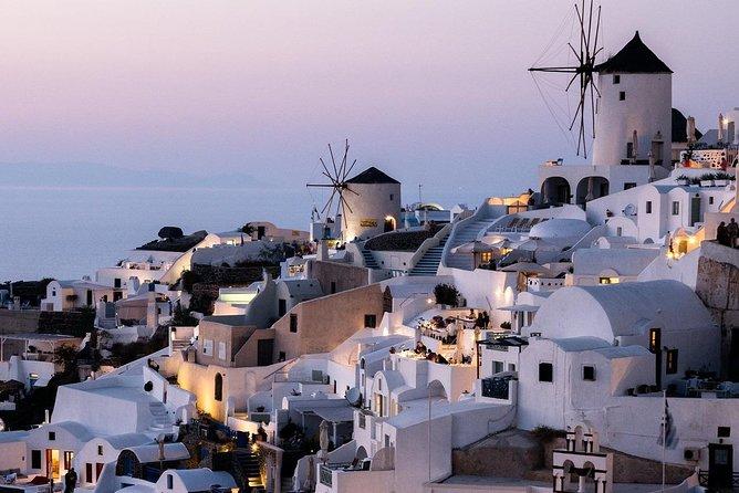 The best of Santorini Walking tour