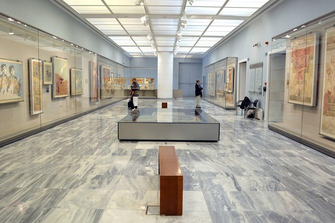 Skip the Line: Knossos Palace and Heraklion Archaeological Museum