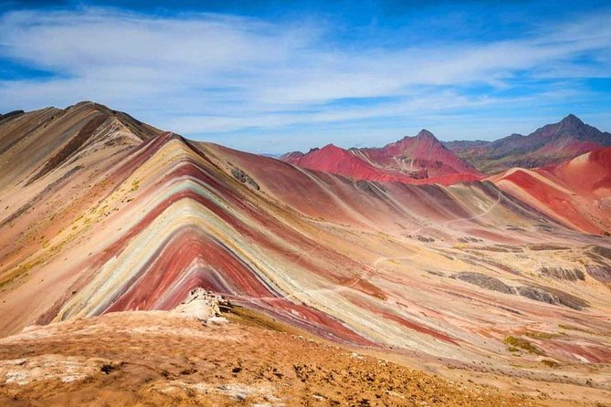 Full day Mountain of 7 colors + Red Valley
