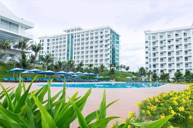 Golden peak Resort to Nha Trang - Private Transfer