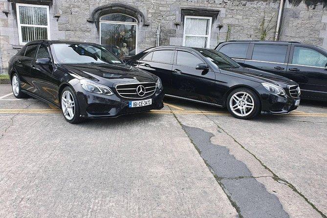 Co Clare - Dublin private lux car