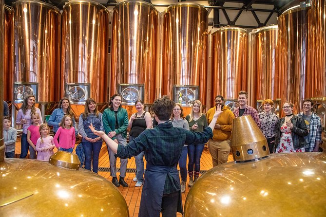 Alexander Keith's Brewery Tour