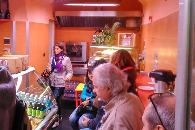 Genoa vegan food tour