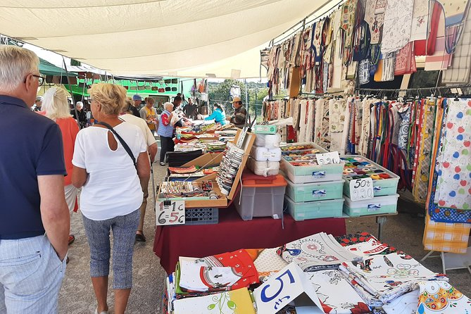 Traditional Gypsie Market & Marina Vilamoura