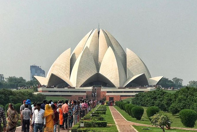 Delhi Full-Day Private Guided Tour