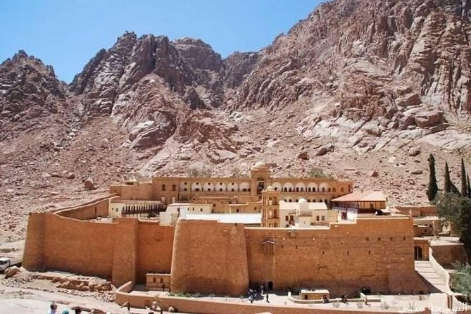 Day trip to st Catherine and dahab from sharm el sheikh
