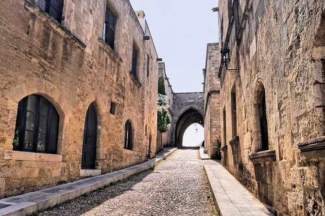 Wine and Medieval History in Rhodes