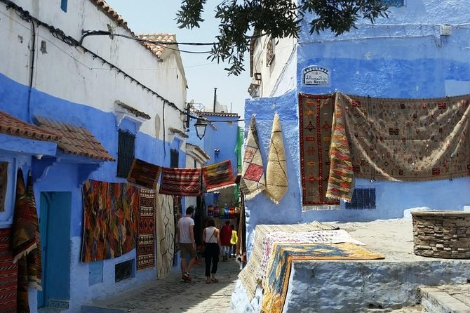 Private day trip to Chaouen from Tangier