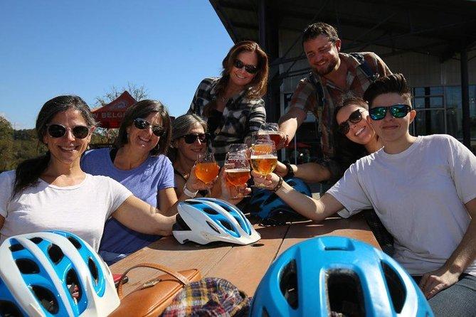 Greenville E Bike Brewery Crawl