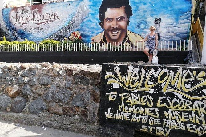 Tour privado Pablo Escobar .
