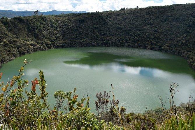 The search for El Dorado - Laguna de Guatavita