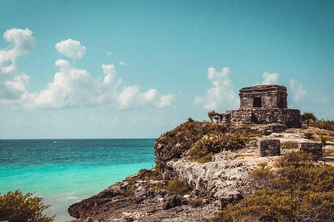 (4x1) Tulum, Coba, Cenote and Playa del carmen in a full day tour