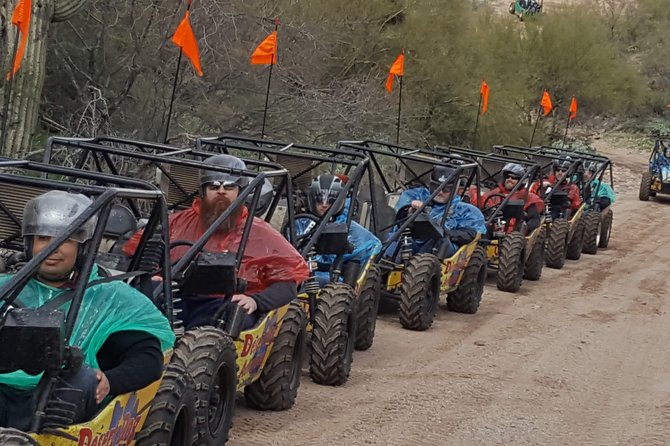 2 Person Guided U-Drive ATV Sand Buggy Tour Scottsdale/Phoenix photo 36