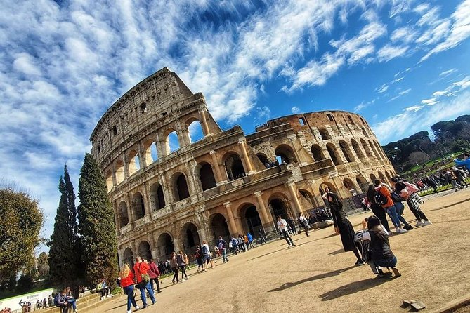 Rome : Colosseum, Roman Forum & Palatine Hill Multimedia Guided Tour