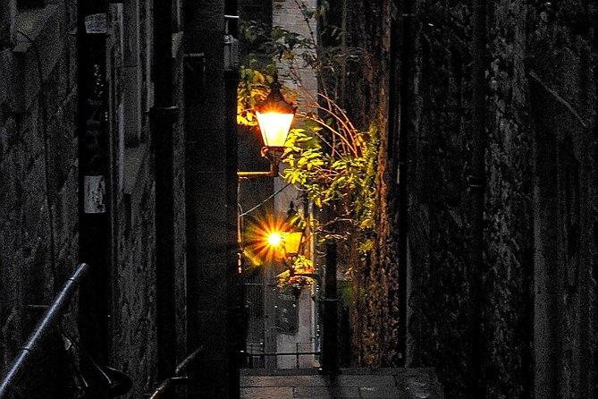 Edinburgh - Dark History