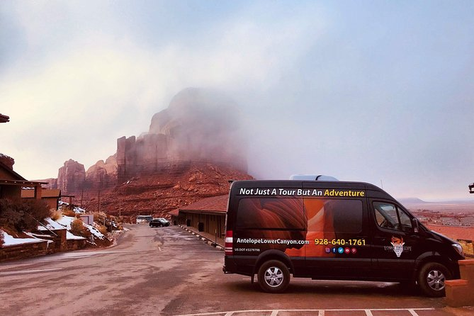 TLC: Lower Antelope Canyon, Navajo National Monument, and Monument Valley