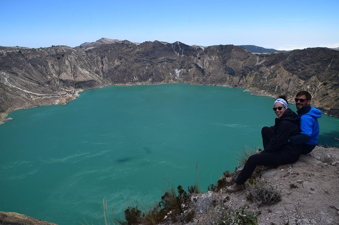 Quilotoa Lake Private Sightseeing Tour