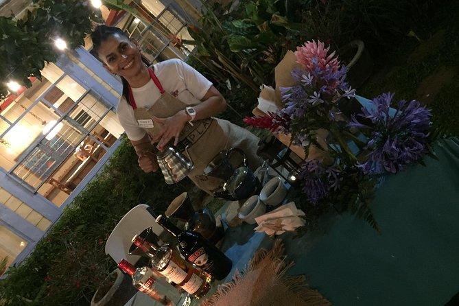 Cocktails Preparation with Aquiares coffee