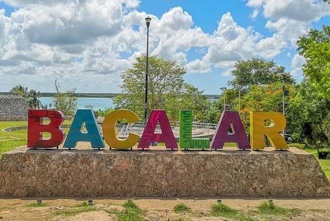 Shore excursión Chacchoben Mayan Ruins & Balacar lagoon