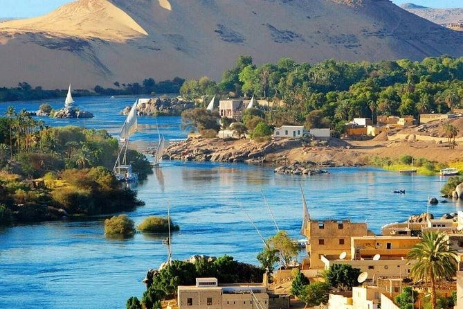 Aswan Highlights and Nubian Village From Luxor by Train - Private Full-Day Trip