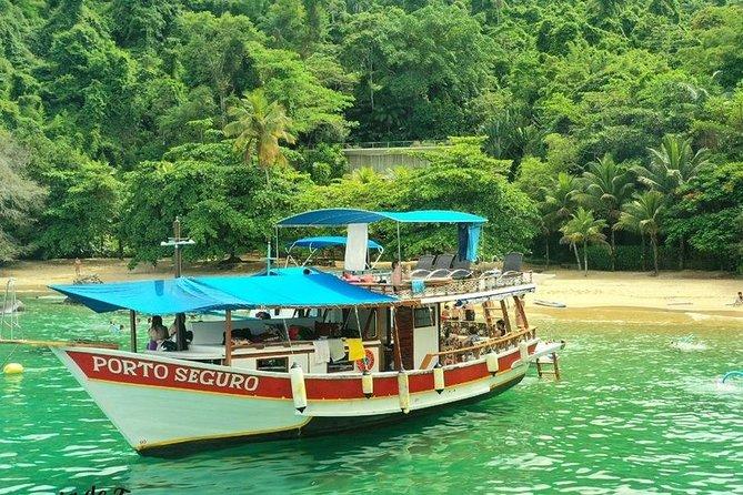 Traditional Paraty Boat Trip with Porto Seguro Boat