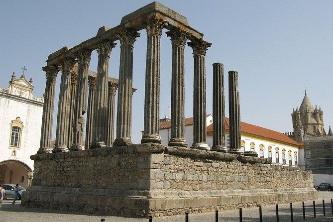 Tour Évora Monuments (Wines Cartuxa)