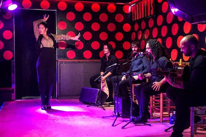 Barcelona Evening Tour, Flamenco Show & Dinner - Chinese, Japanese, or Korean