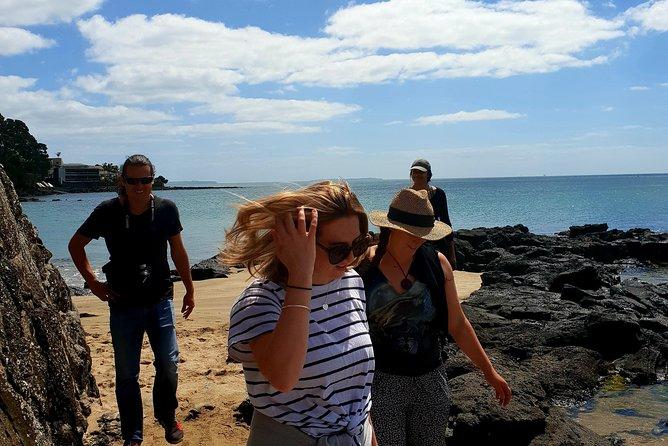 Auckland Bush, Beach and Bites Trail