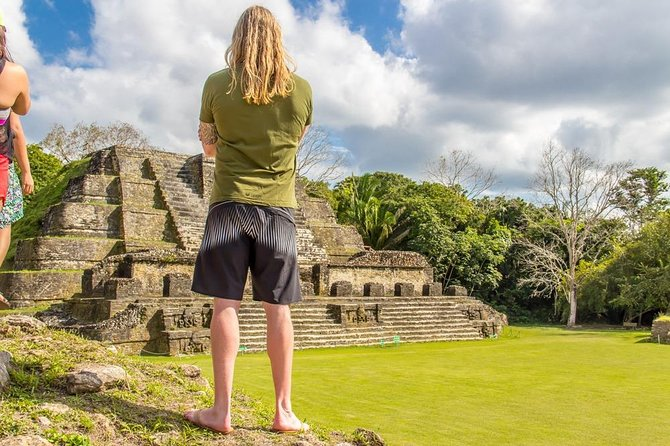 Altun Ha and Belize City Tour from San Pedro