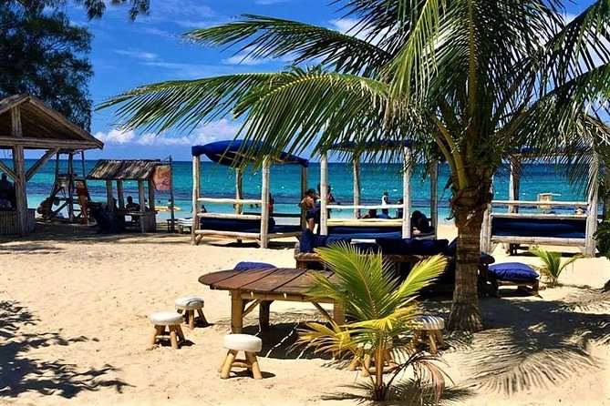 Fire Fly and Beach Private Tour in Ocho Rios with Pick Up