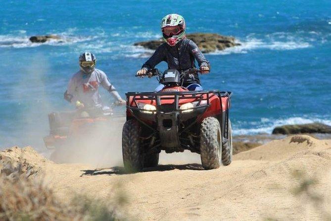 Baja's Best ATV Desert and Beach Tour
