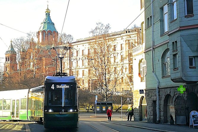 Tram Tour of Helsinki with a city planner