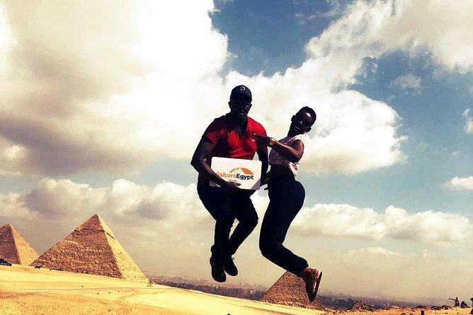 Private 3-Days Tour at Giza Pyramids & Cairo